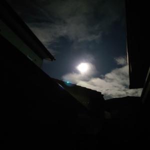 出た出た月が