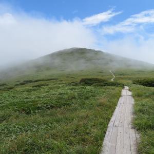 真っ白けっけだった仙ノ倉山・2:白くて寒かっただけの仙ノ倉山