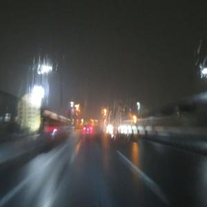香川→兵庫→奈良強行遠征・2:瀬戸大橋渡ってゲリラ豪雨って寝落ち