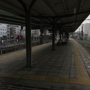大阪遠征付録・1:時代から取り残されたままの汐見橋駅