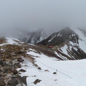 風に負けた那須岳と安達太良山・2:朝日岳を諦めてドライブに向かう