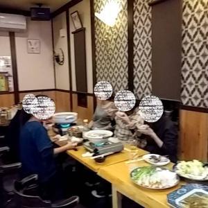 女子会 鍋パ