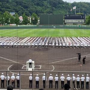 和歌山県 高校球児の夏 開幕