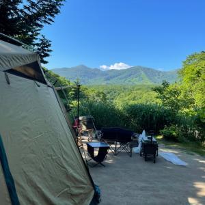 平日キャンプ