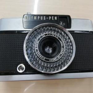 古いカメラを売った