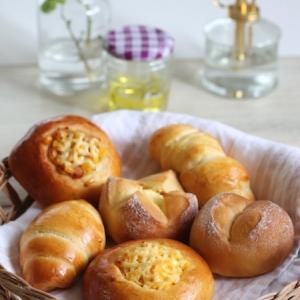 *Variety Breads