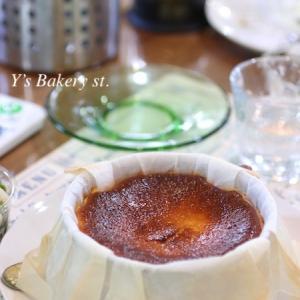 *Basque Cheesecake & Blanc-manger @ Cafe Urikri