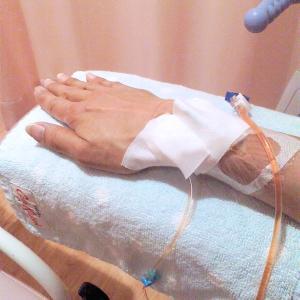 3回目の抗がん剤治療 AC療法