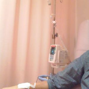 (後半)抗がん剤治療3回目 ドセタキセル