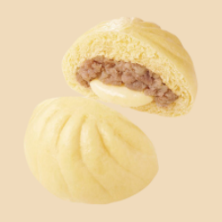 【ファミリーマート】チーズ肉まん