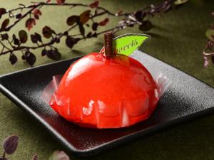 【ローソン】赤りんごケーキ