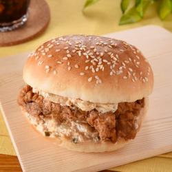 【ファミリーマート】タルタルチキン南蛮バーガー