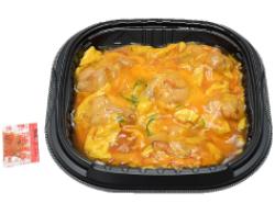 【セブンイレブン】お蕎麦屋さんの味!特製親子丼