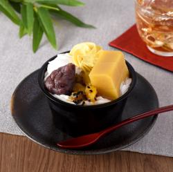 【ファミリーマート】安納芋の和パフェ