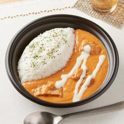 【ファミリーマート】コク旨!バターチキンカレー