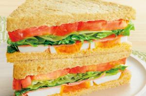 【セブンイレブン】トマトの彩り野菜サンド