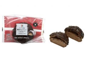 【セブンイレブン】ざくざく食感 濃厚チョコシュー
