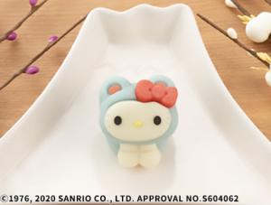 【ローソン】食べマス ハローキティ2020