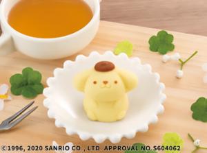 【ローソン】食べマス ポムポムプリン2020