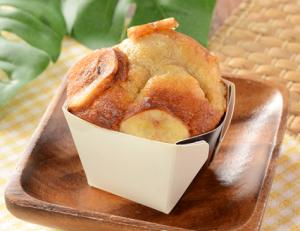 【ローソン】マチノパン バナナたっぷりマイモーニングケーキ
