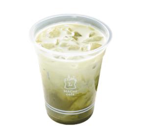 【ローソン】アイス抹茶ラテ