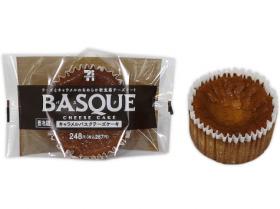 【セブンイレブン】キャラメルバスクチーズケーキ