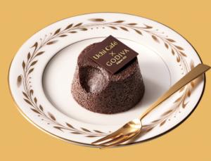 【ローソン】Uchi Café×GODIVA テリーヌショコラ