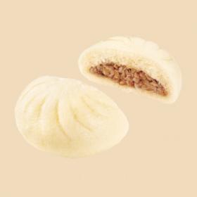 【ファミリーマート】大豆ミートまん