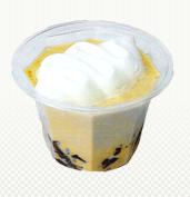 【デイリーヤマザキ】カフェラテムース&コーヒーゼリー