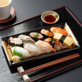 【ファミリーマート】にぎり寿司盛り合わせ(10貫)