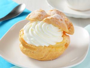 【ローソン】Uchi Café×生クリーム専門店Milk MILKシュークリーム