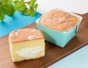 【ローソン】Uchi Café×生クリーム専門店Milk MILKカステラ