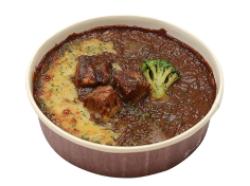 【セブンイレブン】ビーフシチュードリア(アンガス種牛肉使用)