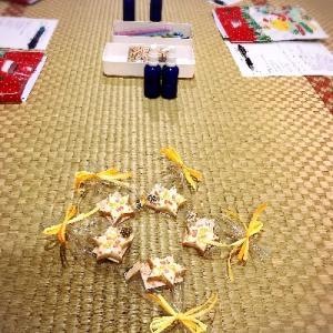 【レッスンのご報告】11月18日 わらべうたベビーマッサージ in ふくカフェ