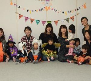 【サークルのご報告】Miwa先生 &きらりんく ハロウィンパーティー