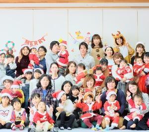 【親子サークルのご報告】12月3日 わいわいクリスマスパーティー in みやまホール