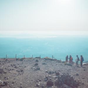 高千穂峰。