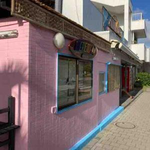 小祝商店さんの隣にソフトクリーム屋さんが開店準備中か!?