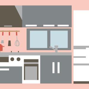 私なりの台所の片付けのコツ ワサビチューブでケンカしないために