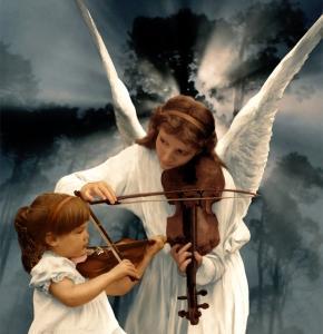 雲の上であなたが天使と交わしたおしゃべり
