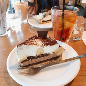 カフェのケーキ