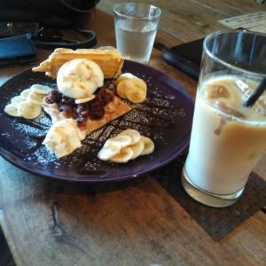 三日月堂カフェへ行ってきました
