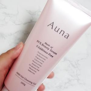 99%美容液で洗い落とす!Auna(アウナ)のホットクレンジングジェル♪