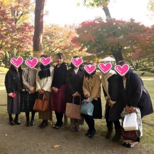 11月韓国茶の会・毎年恒例「紅葉季節の庭園でのお茶会」募集