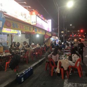 大邱「七星市場うなぎ通り」韓国式にいただくうなぎは安くておいしい!