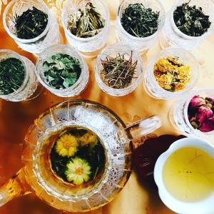 【中止になりました】5月17日・吉祥寺産経学園薬膳茶講座