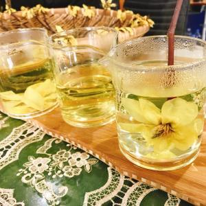 木蓮の花茶作り~韓国でよく飲まれる春の花茶~