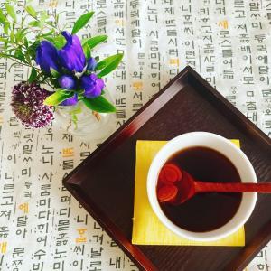 9/25午前の部オンライン韓国茶の会・ありがとうございました