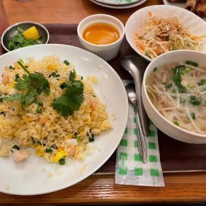久しぶりのランチ、ベトナム料理