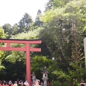 香取神宮@GWはとバスツアー